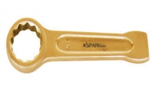 Hammering Spanner Brass/Copper